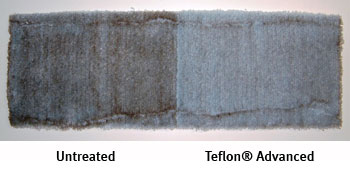 Teflon Carpet Protection